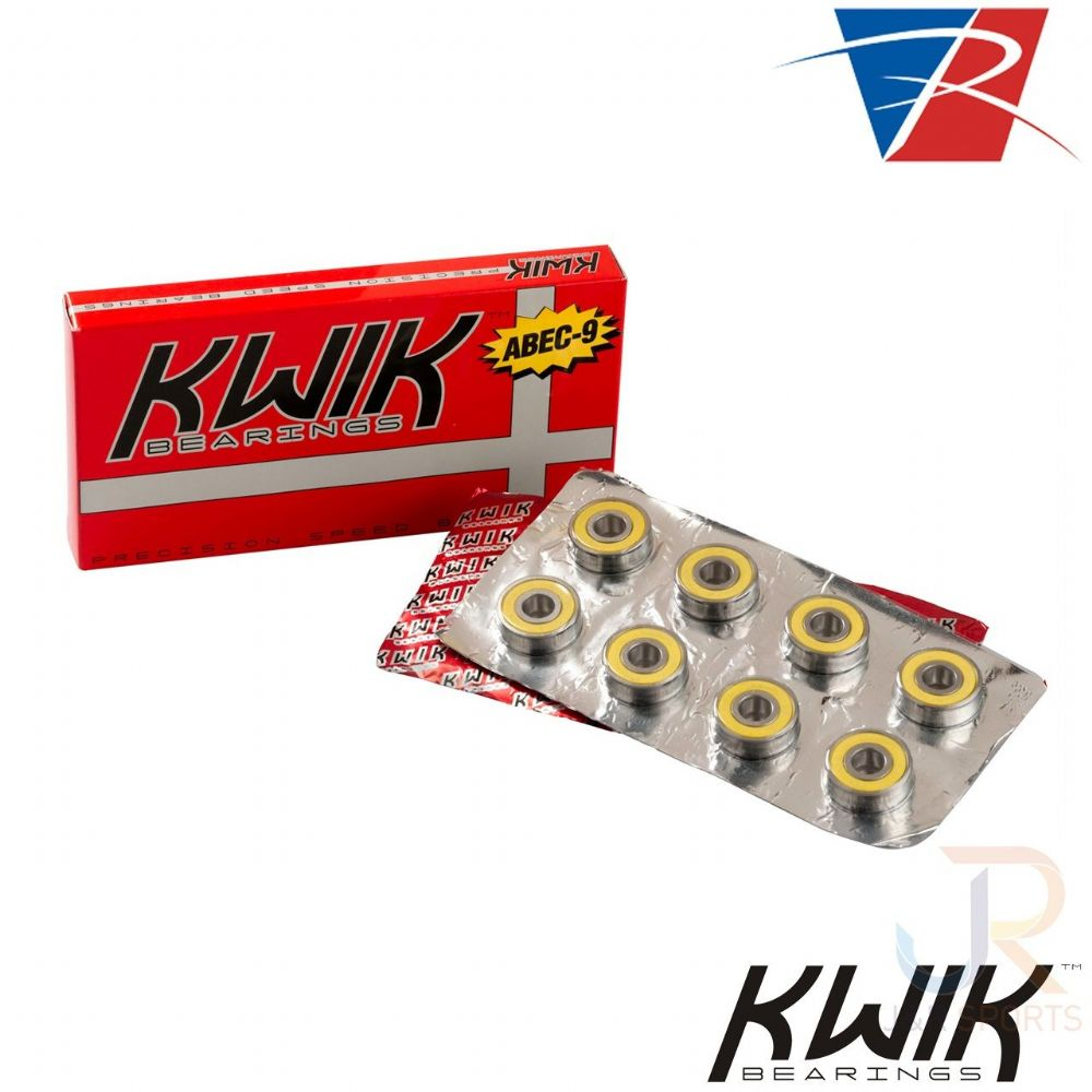 Kwik Abec-9 Bearings (set 16)